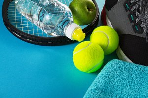 Healthy Life Concept Food Sport