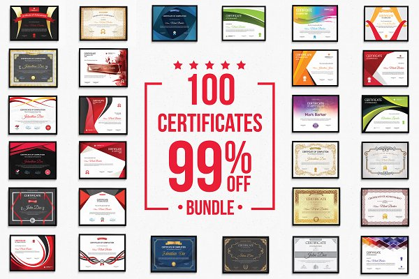 Ultimate Certificate Bundle