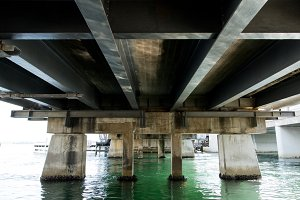 Under the Bridge Geometry