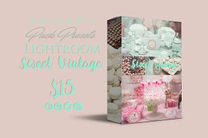 Sweet Vintage - Lightroom Presets