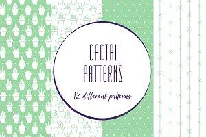 Cactai Pattern
