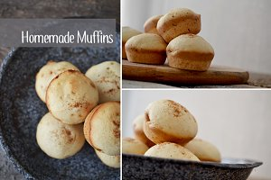 Home-Made Muffins
