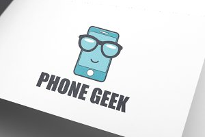 Phone Geek | Logo Template