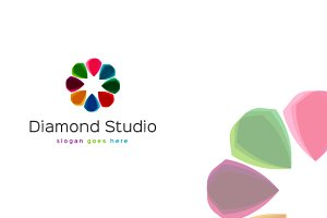 Diamond Studio Logo