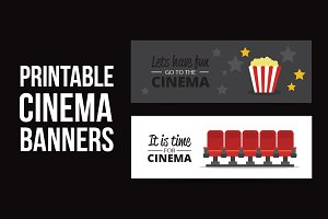 cinema banners