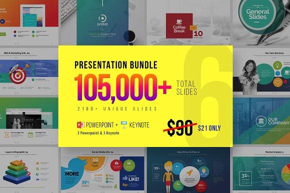 Business Presentation Mega Bundle