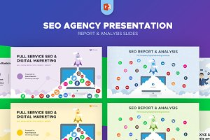 SEO Agency Report & Analysis