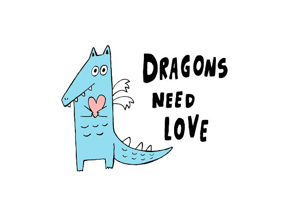 Dragons Need Love
