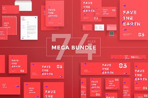 Mega Bundle   Save the Earth