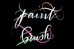 Paint Brush (Procreate brush)