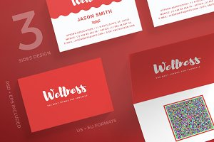 Business Cards | Wellness