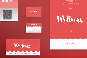 Print Pack | Wellness