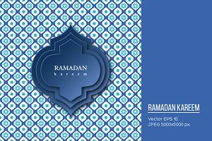 Ramadan Kareem background.