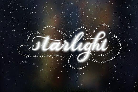 Starlight Procreate Brush Set