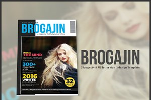 BROGAJIN- A 24 page Fashion Magazine