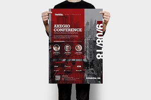 Axegio Conference Flyer