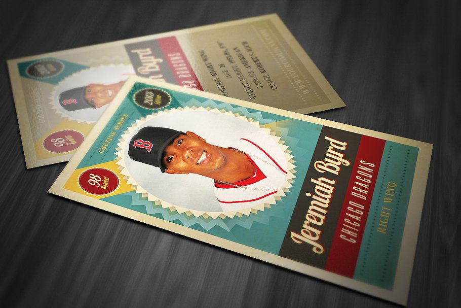 baseball card template free.html
