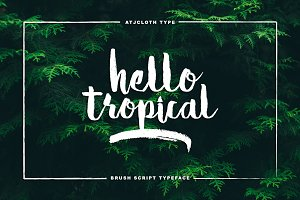 Hello Tropical (30% off)