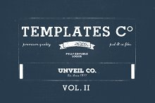 Logo Templates - Vol.II