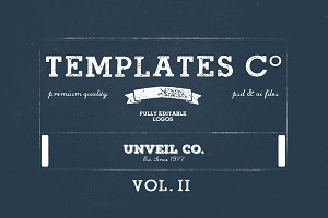 Logo Templates - Vol.II