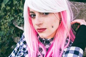 You, pretty alternative girl