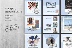 STAMPED Social Media Pack