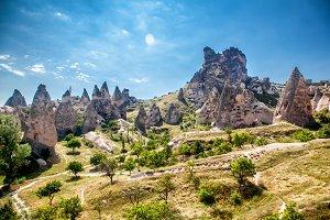 Cappadocia, Uchisar