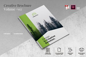 Creative Brochure Template Vol. 02