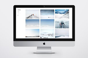 Brooks - Portfolio Wordpress Theme