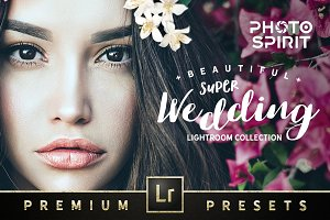 Premium Beautiful Wedding Presets