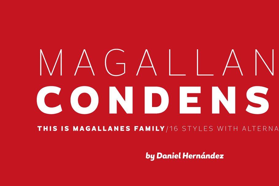 Magallanes Condensed