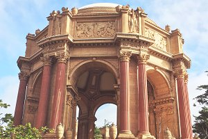 Palace of Fine Arts I