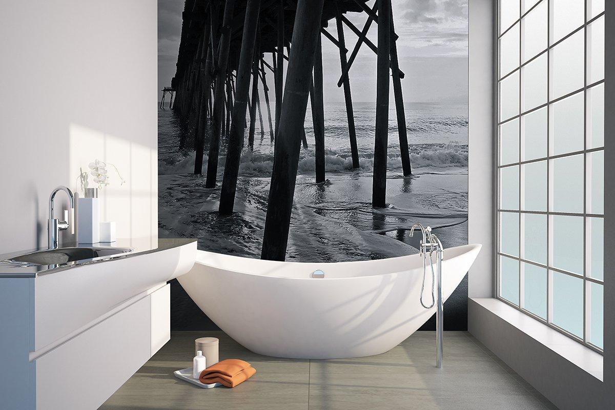 Interior Psd Bathroom Photo Print Mockups Creative Market
