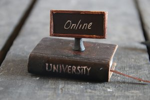 online education idea