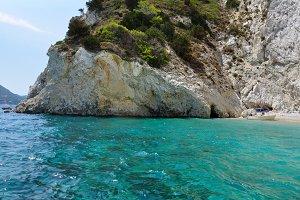 Boat Rocky Beach