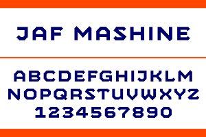 JAF Mashine