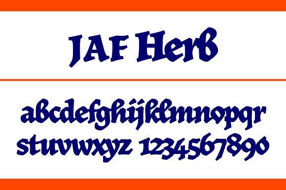 JAF Herb