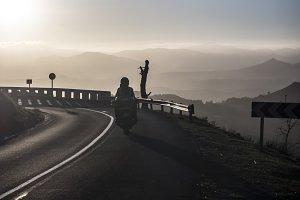 road landscapes