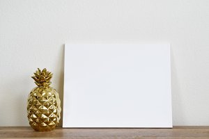 Pineapple Canvas - Horizontal