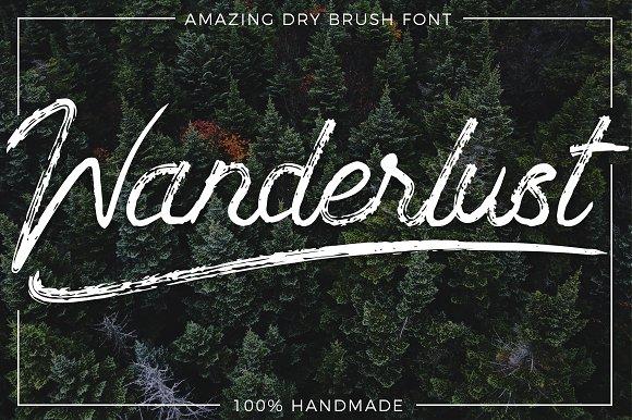 Bourton Hand Font + BONUS Textures ~ Creative Daddy
