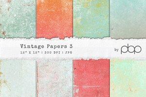 Vintage Paper Textures 3