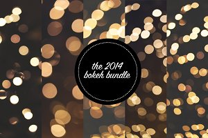 2014 Bokeh Bundle