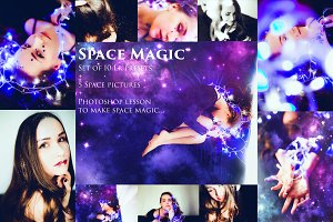 Space Magic-10 presets+Bonus!