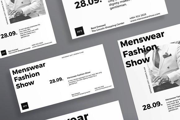 Flyers Menswear Show