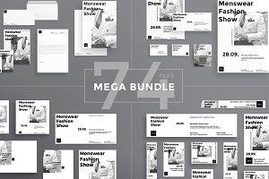 Mega Bundle | Menswear Show