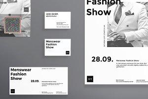 Print Pack | Menswear Show