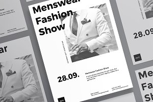 Posters | Menswear Show