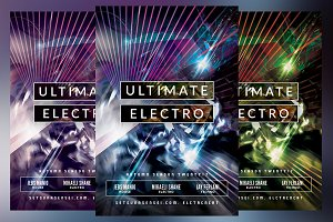 Ultimate Electro Flyer
