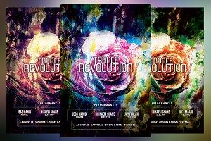 Trance Revolution Flyer