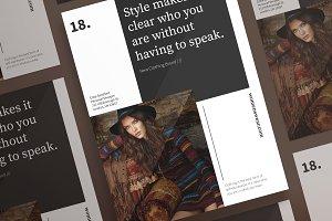 Posters | Women Fashion